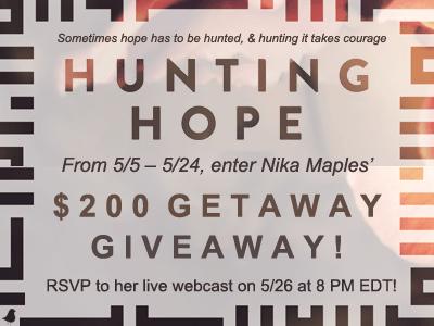 Hunting Hope Webcast!