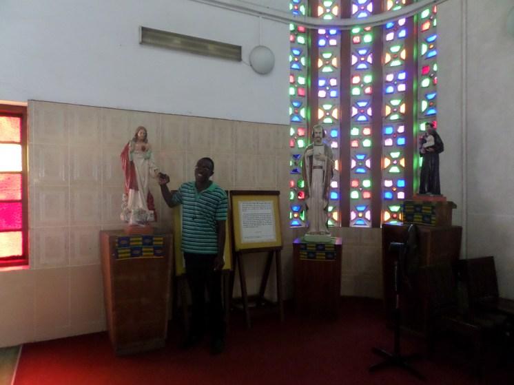 Trip to the church