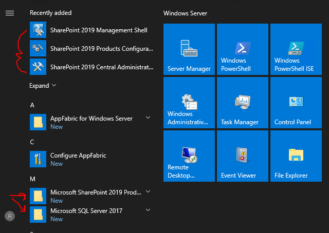 SharePoint 2019 StandAlone server