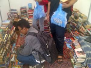 buku-buku untuk charity