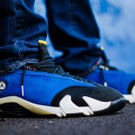 "Air Jordan 14 Low ""Laney."""