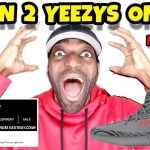OMG I WON 2 YEEZYS ONLINE LIVE REACTION VIDEO!!!!