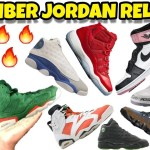JORDAN DECEMBER RELEASES IS FIRE. WHAT YALL COPPING??