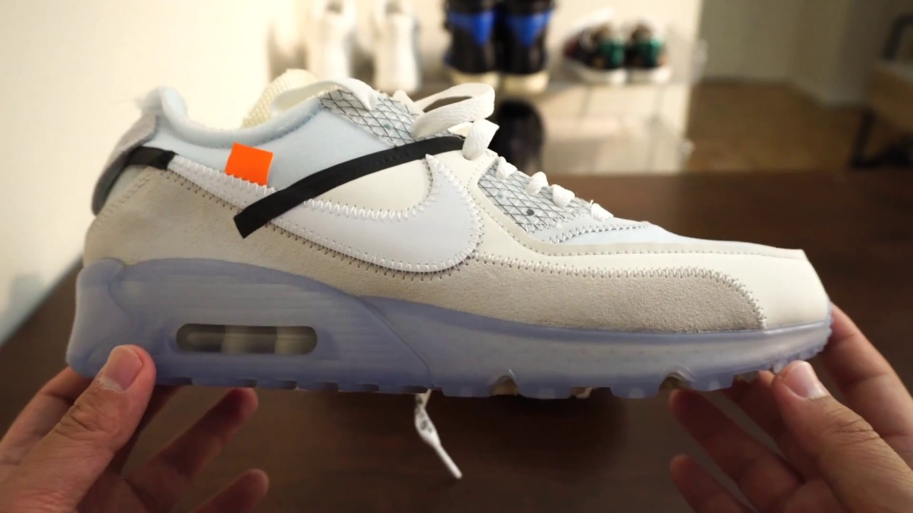 Review On Feet Off White X Nike Air Max 90 Are They The Best