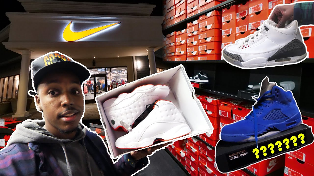 FINDING LIMITED SNEAKERS AT THE OUTLETS ROSS MARSHALLS JORDANS HEAT FOUND INSANE STEALS - FINDING LIMITED SNEAKERS AT THE OUTLETS, ROSS, & MARSHALLS! JORDANS & HEAT FOUND! INSANE STEALS!
