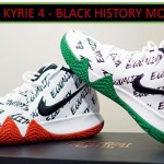 REVIEW & ON-FEET – Nike Kyrie 4 – Black History Month