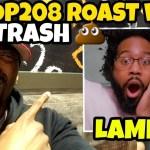 SCOOP208 Roast About Me Was WACK AF!! Reaction Video