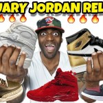 2018 February Jordan Releases Might Be The BEST EVER!! SO MUCH HEAT ???