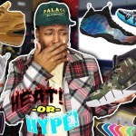 THE TRUTH ABOUT THE NIKE ALL STAR COLLECTION! BIG BANG FOAMS, KOBE PROTRO, KITH LEBRON |HEAT OR HYPE