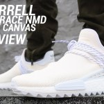 ADIDAS PHARRELL HU NMD TRAIL HOLI BLANK CANVAS REVIEW