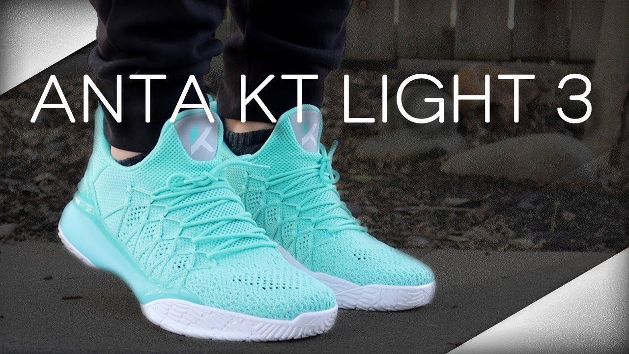 ANTA KT Light 3 - ANTA KT Light 3