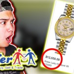 BUYING THE MOST EXPENSIVE ITEMS ON IOFFER!