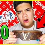 I BOUGHT A $20 LOUIS VUITTON BELT FROM IOFFER AND MY FRIENDS THOUGHT IT WAS REAL!!
