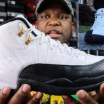 """JORDAN 12 """"TAXI"""" REVIEW AND ON FEET!!!"""