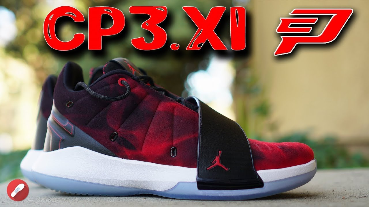Jordan CP3.XI 11 First Impressions - Jordan CP3.XI (11) First Impressions!