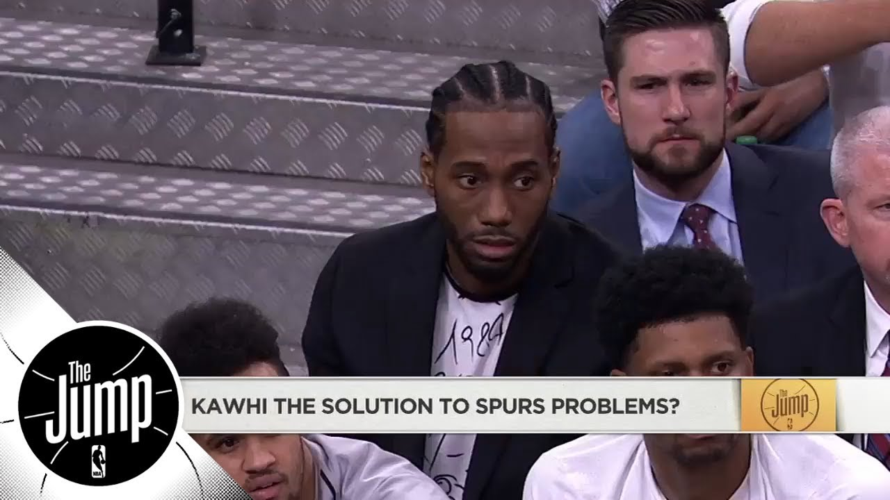 Kawhi Leonard return to Spurs a solution to their problems The Jump ESPN - Kawhi Leonard return to Spurs a solution to their problems? | The Jump | ESPN