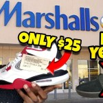 Marshall's has Fake Yeezys and Jordans for ONLY $25 At Plato's Closet
