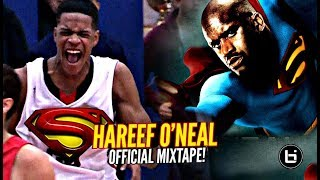 "Shareef ONeal SON OF SUPERMAN OFFICIAL BALLISLIFE MIXTAPE - Shareef O'Neal ""SON OF SUPERMAN"" 