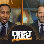 Stephen A. shuts down Max's response to question about Rockets' Achilles heel   First Take   ESPN