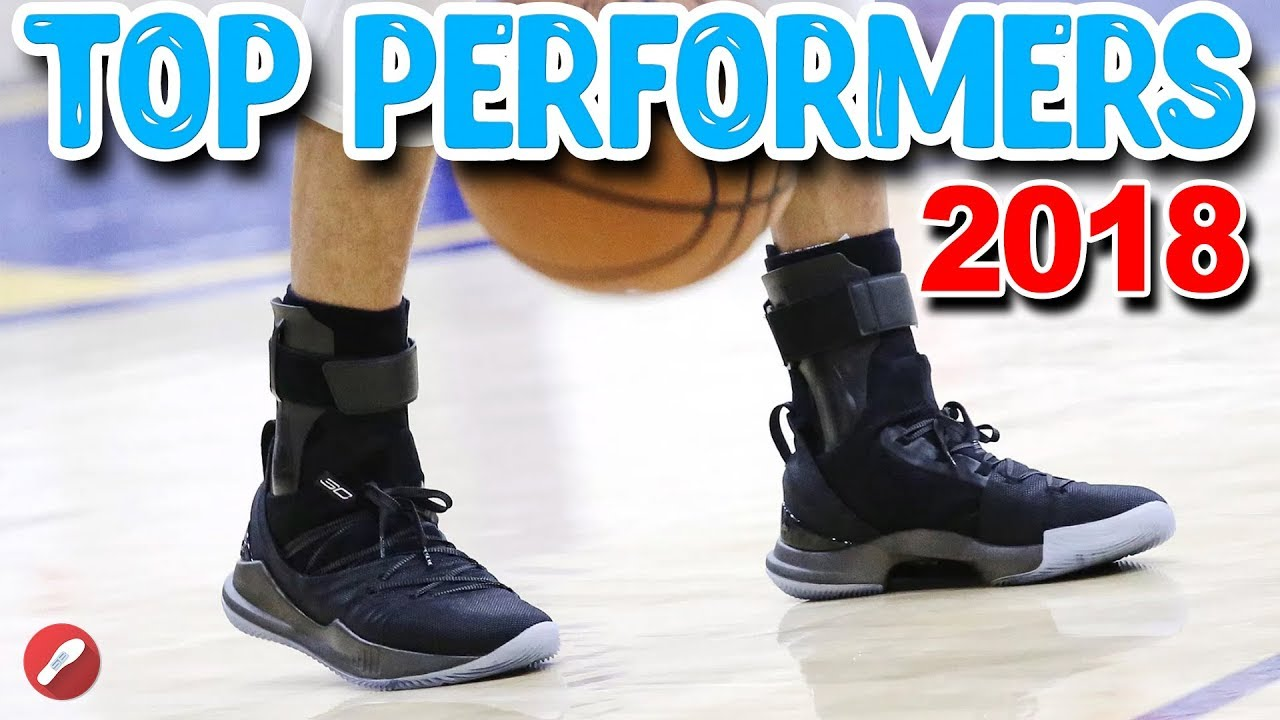 Top 10 Performing Basketball Shoes of 2018 So Far - Top 10 Performing Basketball Shoes of 2018! So Far!