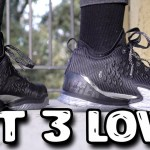 "Anta KT 3 (Klay Thompson) LOW ""Black Panther"" First Impressions!"