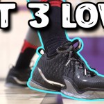 "Anta (Klay Thompson) KT 3 Low ""Black Panther"" Performance Review!"