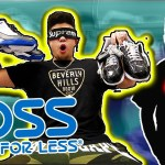 BUYING AN ENTIRE OUTFIT AT ROSS BLINDFOLDED CHALLENGE!! | Legit Ross Vlogs