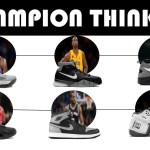CHAMPIONS THINK 16 COLLECTION, YELLOW OCHRE AIR JORDAN 1 UPDATE, ANOTHER OFF WHITE & MORE!!
