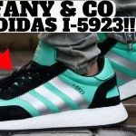 "MIADIDAS Design I Made! ""TIFFANY"" I-5923 Boost Unboxing Review!"
