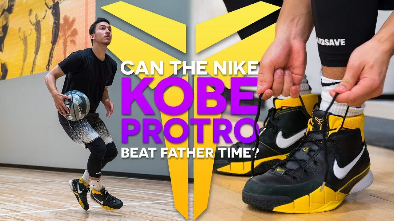 Nike Zoom Kobe 1 Protro Performance Review - Nike Zoom Kobe 1 Protro - Performance Review
