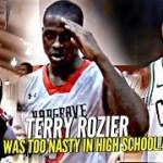 Terry Rozier Been NASTY Since High School!! Official Ballislife Mixtape!