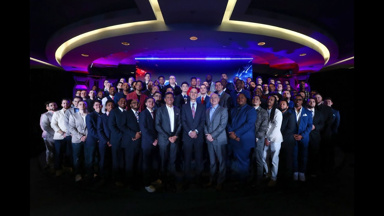 The NBA 2K League Inaugural Draft The Entire First Round - The NBA 2K League Inaugural Draft | The Entire First Round