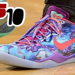 Top 10 Best Shoes Of The 2018 NBA Season