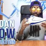 Vick Restores Beat Up Air Jordan 2's Low Midnight Navy