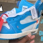 "$2000 PAIR OF JORDANS! DETAILED REVIEW JORDAN 1 x OFF WHITE ""UNC"""