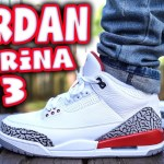 "AIR JORDAN 3 ""KATRINA"" REVIEW AND ON FEET !!!"