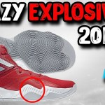 Adidas Crazy Explosive 2018 LEAK Initial Thoughts! NO BOOST?!
