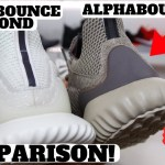 AlphaBounce Beyond Worth Buying vs Alpha Bounce V1 Comparsion On Feet Review