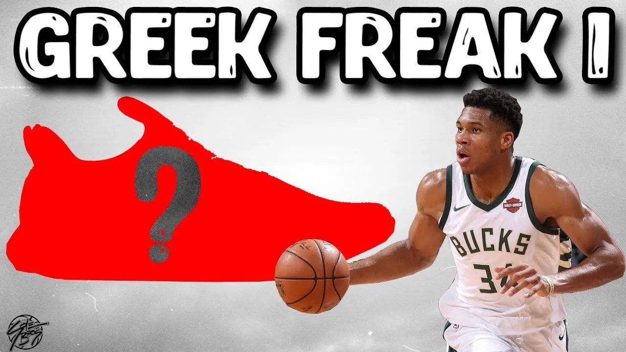 "Giannis Antetokounmpo Greek Freak Getting a Signature Shoe - Giannis Antetokounmpo ""Greek Freak"" Getting a Signature Shoe?!"