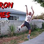 How LeBron James Owned the Toronto Raptors #LeBronto