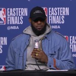 LeBron James and Jayson Tatum discuss moment they shared after Game 7 | ESPN