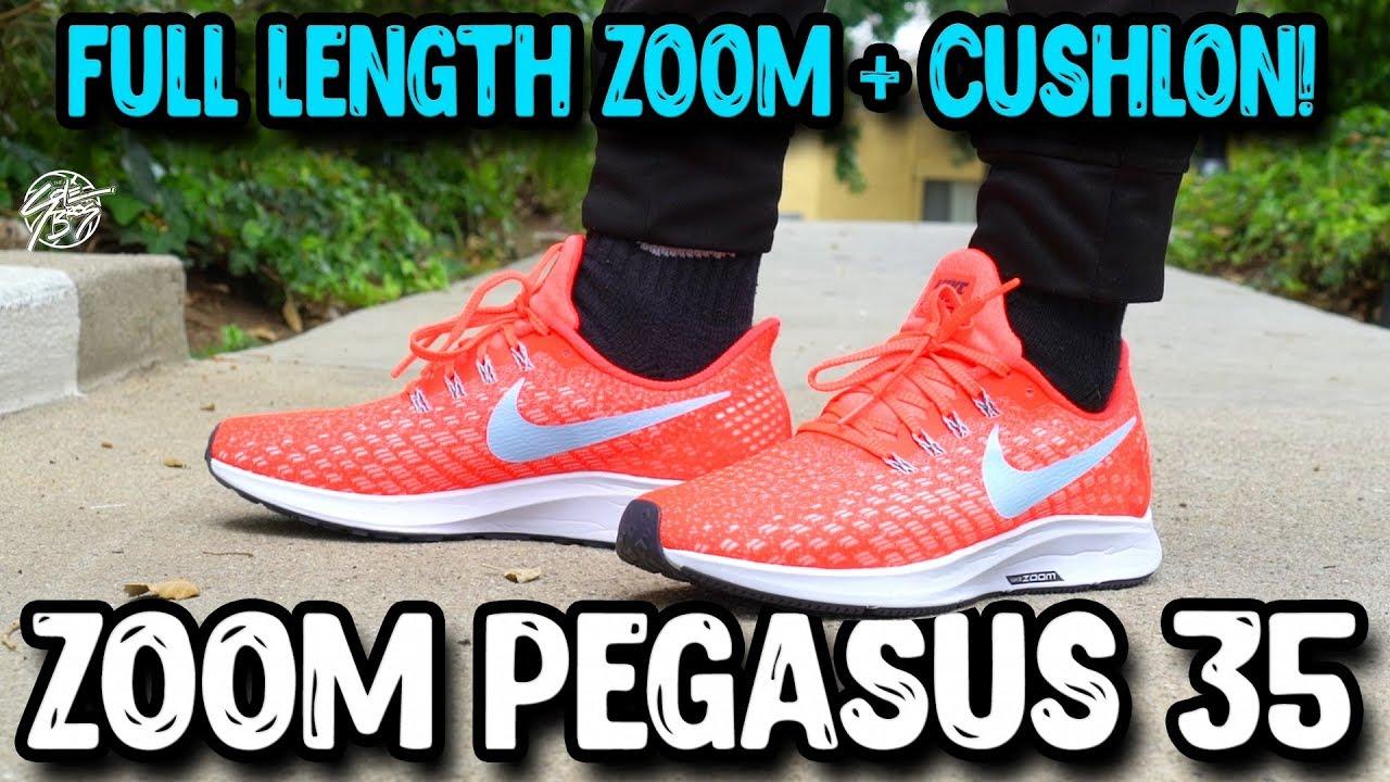 9c84083081f30 Nike Air Zoom Pegasus 35 Review!