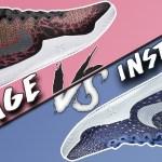 Nike Kobe Mamba Rage vs Mamba Instinct! What's The Difference?!