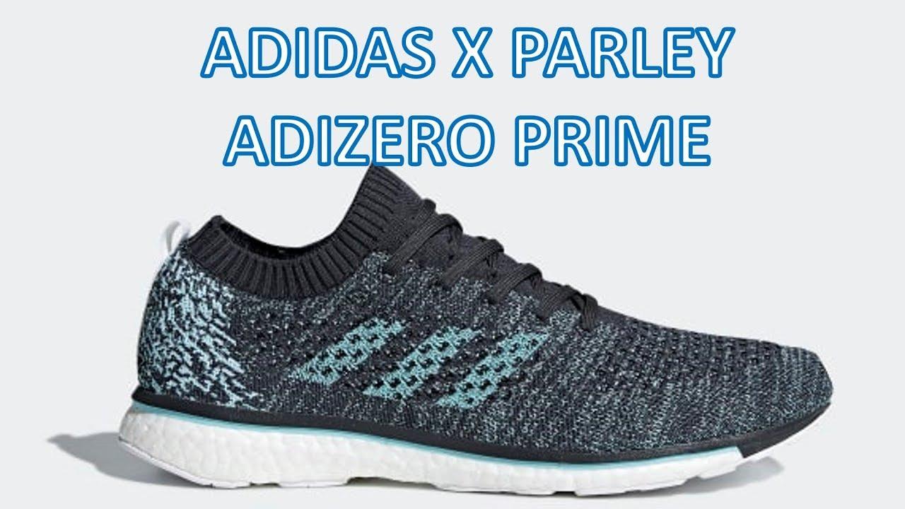 REVIEW Adidas x Parley Adizero Prime - REVIEW - Adidas x Parley Adizero Prime