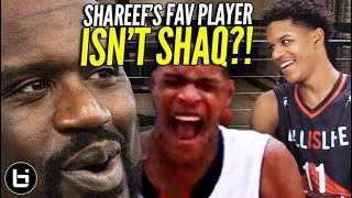 Shareef ONeal NOT SHAQ Talks Uncle Lebron Learning from NBA Legends Fortnite More - Shareef O'Neal: NOT SHAQ!! Talks Uncle Lebron, Learning from NBA Legends, Fortnite & More!!