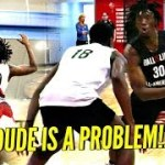 They TRIED Guarding Him 1 on 1 w/ No Luck!! Nassir Little Is The Definition of ONE & DONE!!