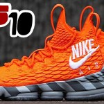 Top 10 Nike Lebron 15 Shoes Of 2018
