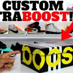 UNBOXING: My Custom UltraBOOST I Made On MiAdidas!!