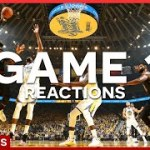 2018 NBA Finals Game 1 LIVE REACTIONS!!!