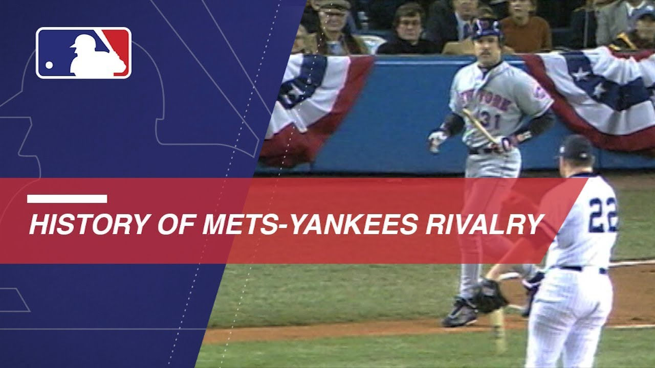 A look at the history of the Mets and Yankees rivalry - A look at the history of the Mets and Yankees rivalry